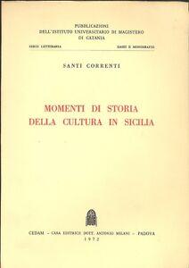 Correnti: Momenti di storia della cultura in Sicilia 1972
