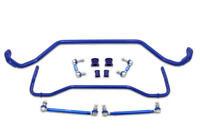 SUPERPRO Front+Rear Adjustable Sway bar for Holden VE Commodore & HSV