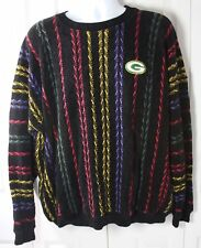 VINTAGE Green Bay Packers NFL Tundra Canada Men's Large Sweater