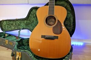Collings OM3 2006 Natural OHSC