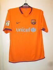 Maillot jersey shirt camiseta trikot BARCELONA BARCELONE BARCA 2006-2007 NIKE