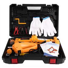 3Ton 12V DC Automotive Electric Jack Lifting Car SUV Emergency Equipment