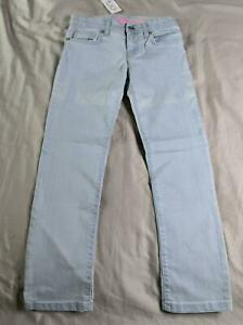 The Children's Place Girl's Skinny Jeans SV3 Light Wash Size 6X/7 NWT