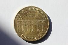 Médaille souvenir Monnaie de Paris -BORDEAUX LE GRAND THEATRE