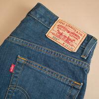 Levi 559 Jeans Straight Zip Fly Blue Vintage Men's (PatchW29L30) W 30 L 28