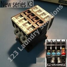 New Contactor K2-30Ao1 220V B&J Alliance, Unimac, Speed Queen F330118