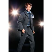 The X-Files Agent Fox Mulder Ken Doll With Wallet, Badge & Jacket