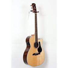 Alvarez Artist Series AF70CE Folk Acoustic-Electric Guitar Natural 888365729756