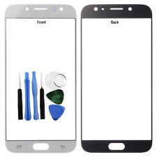 For Samsung Galaxy J7 J7 Pro 2017 Front Outer Glass Screen Lens White J730 Tools