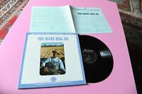 LP The Blues Roll On LP Southern Folk Blues Orig US 1962 Mono NM With Insert