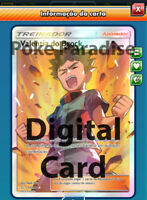 Magikarp /& Wailord GX FA 160//181 équipe POKEMON TRADING CARD GAME EN LIGNE Digital Card!