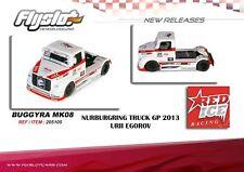 FLYSLOT TRUCK BUGGYRA MK08 NURBURGRING TRUCK GP 2013 - SCALEXTRIC-NEW!