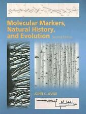 NEW Molecular Markers, Natural History, and Evolution by John C. Avise Paperback