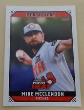 Mike McClendon 2018/19 Australian Baseball League Perth Heat - Milwaukee Brewers