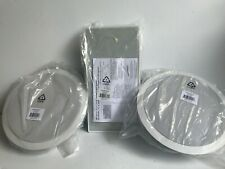 Monoprice Caliber In-Ceiling Speakers, 8in Fiber 2-Way (pair) Monoprice Caliber