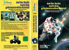 (VHS) Auf der Suche nach dem geheimnisvollen Kristall (1986) - Walt Disney