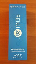 SALE ASEA Renu Advanced RENU 28 Revitalizing Redox Gel 80ml / 2.7 fl oz BB 11/17