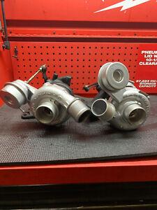 Ford F150 2.7L V6 - Pair of Turbo Turbochargers 16-17