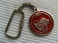 IMT Yugoslavia Tractor Agricultural Machine - old  keyring keychain