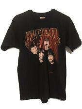 Vintage Alabama Concert Tour 1998 Black T Shirt Large Rare  Country Rock Music