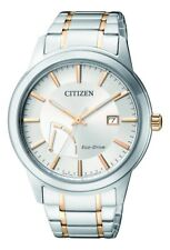 CITIZEN AW7014-53A Eco-Drive Mens Solar Watch two-tone WR100m RRP $450.00