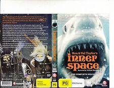 Inner Space-1973-TV Series Australia-[The Complete Series-2 DVD Plus CD]-DVD