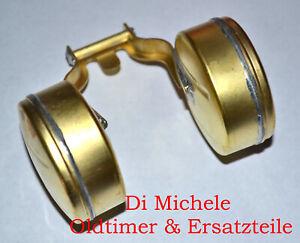Schwimmer 40 Dco Weber Carburatore, Ottone, Galleggiante, Brass