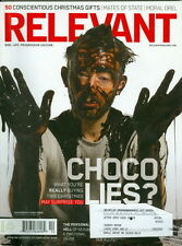 2008 Relevant Magazine: Choco Lies?/Sustainable Shopping/Gift Guide/Mates State