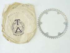 "T.A.Chainring 48T Criterium Pattern Road TA 204 Vintage Bicycle 3/32"" 48 NOS"