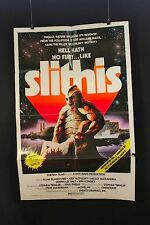 "Slithis - Original theater ""one-sheet"" movie poster"