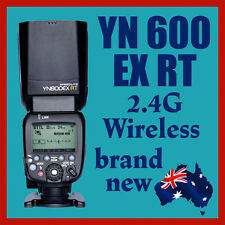 YONGNUO 600EX-RT YN600EX-RT TTL Flash For Canon 60D 70D 600D 550D 5DIII