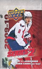 2009-10 UD Series 2 Hockey  Finish your Set!!!!!  Pick any 10 cards for .99!!!