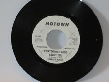 "Barbara McNair - Everything Is Good About You 7"" RARE Promo Northern Soul Motown"
