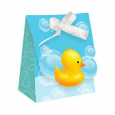 Baby Shower Party Supplies CUTE DUCKS BUBBLE BATH FAVOR / SMALL GIFT BAGS