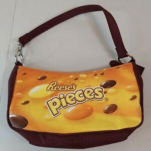 2005 Reese's Pieces Handbag Hershey's licensed peanut butter candy handbag
