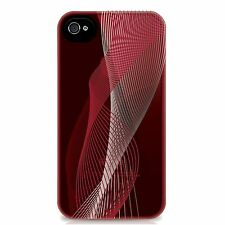 NEW Belkin iPhone 4 4S Emerge 021 Red Rouge Case/Cover/Skin F8Z862cwC00