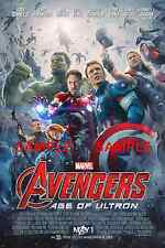 "The Avengers 2 Age of Ultron ( 11"" x 17"" ) Movie  Poster Print (T3) - B2G1F"
