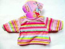 Heless Puppenkleidung Puppenkleider T- Shirt für 28 cm bis 35 cm Puppen