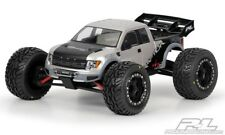Proline Ford f-150 svt raptor Clear Body for 1:16 revo #3360-00