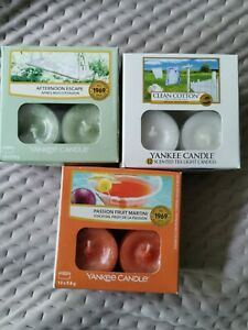 Yankee Candle 3 X12 Boxes Of Tealights
