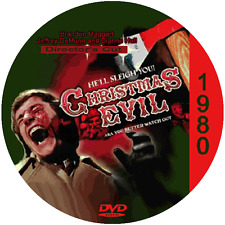 "Christmas Evil (1980) Classic Horror and Sci-Fi CULT ""B-Movie"" DVD"