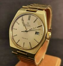 Gents Vintage Omega Geneve Automatic Watch. Cal 1481. 1972
