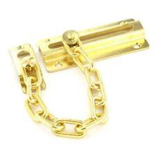 Securit Steel Door Chain, Eb 80mm