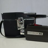 Bell & Howell Super Eight Autoload Optronic Eye Film Camera with Case not tested