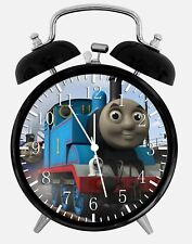 "Thomas Train Alarm Desk Clock 3.75"" Home or Office Decor W365 Nice For Gift"