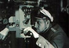 WWII Photo German U-Boat Commander Erich Topp U-552  WW2 B&W World War Two/ 2392