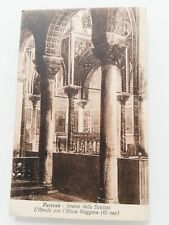Porec Postkarte Innen Der Basilika - Illustrierte Und Reiste (Cro 9)