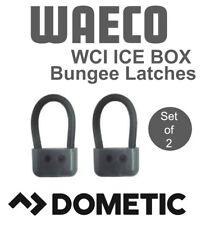 2 x Waeco Cool-Ice Icebox Spare Bungee Latch - WCI-2001  - Dometic Esky Cooler