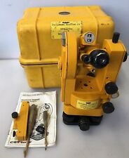 Berger CTS 56-SCT1  Minute Transit Level & Case