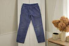 Pants Blue Vintage French cotton travaille bleus Work wear denim 32 inch waist